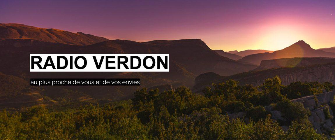 Radio Verdon, la radio des pays du Verdon